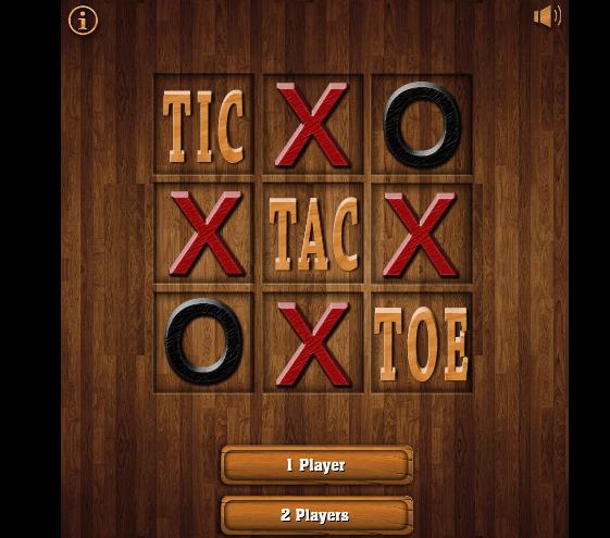 Pick 3 Worlds Tic Tac Toe Game