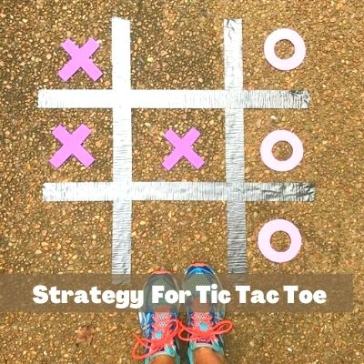 Strategy to Tic Tac Toe