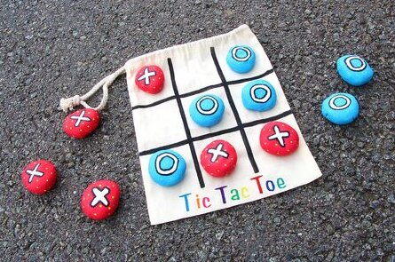 Win Tic Tac Toe Going Second