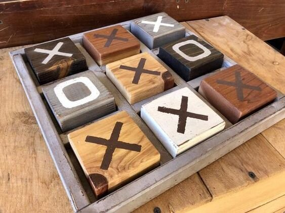 Yourself In Tic Tac Toe
