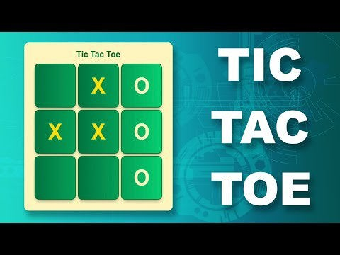 check why so easy tic tac toe to play